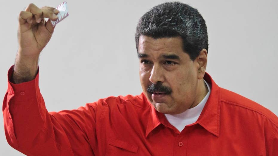 Venezuela's president disputes claims of voter fraud