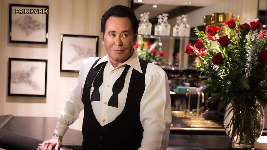 Wayne Newton recalls friendships with Elvis and the Rat Pack