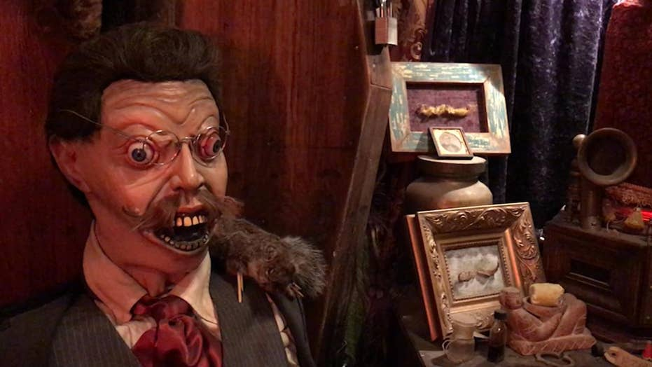 Thousands of strange artifacts fill Pa. home