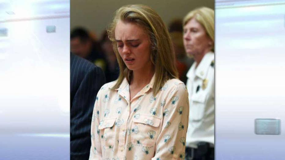 Woman in suicide texting case sentenced to 2.5 years in jail