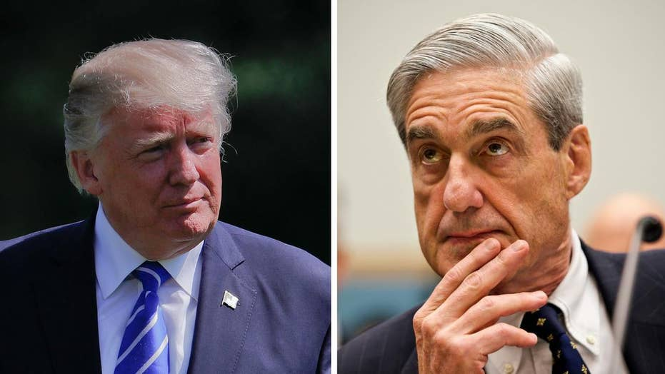 WH 'committed' to coopering with Mueller's grand jury