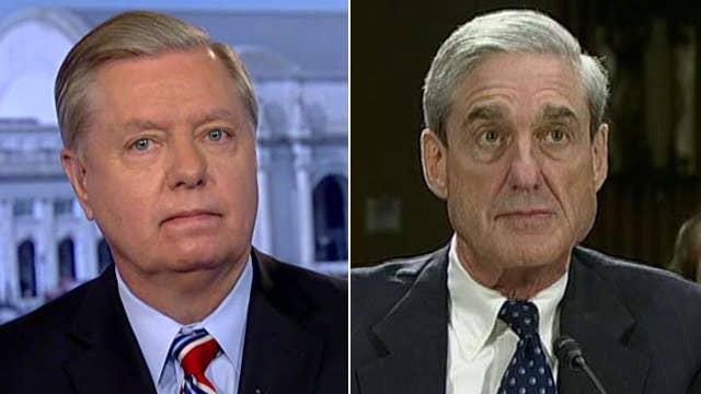 Sen. Lindsey Graham: I find no reason to fire Mueller