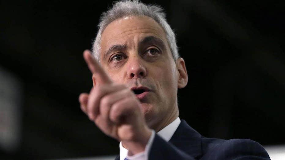 Chicago mayor to sue DOJ over sanctuary city policies