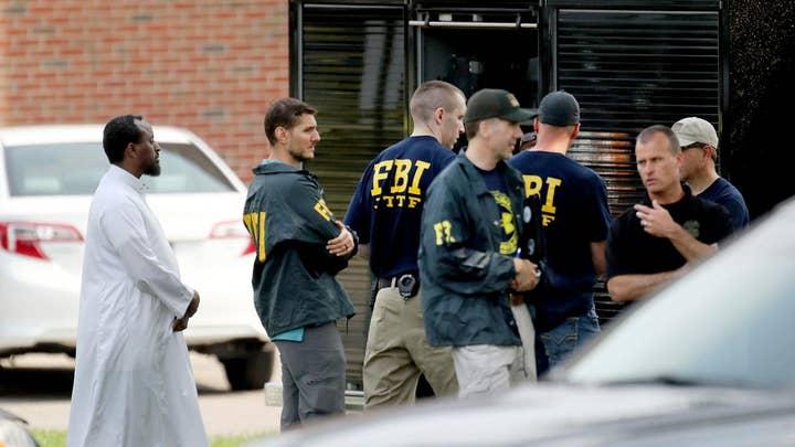 FBI investigating Minnesota mosque bombing