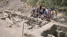 Experts believe they have found the lost Roman city of Julias, formerly the village of Bethsaida, which was the home of Jesus' apostles Peter, Andrew and Philip.