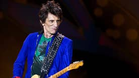 Fox411: Rolling Stones guitarist Ronnie Wood revealed in a new interview he feared the worst after he was diagnosed with lung cancer earlier this year