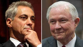 Chicago Mayor Emanuel would rather posture for liberal elites than enforce the law - or fix his city
