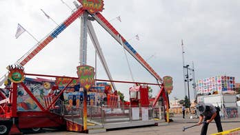Ohio State Fair victim dies of liver failure year after thrill ride accident