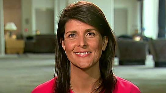 Haley calls North Korea sanctions a strong day for US, UN