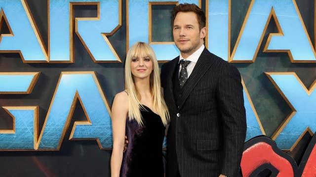 Chris Pratt and Anna Faris are calling it quits