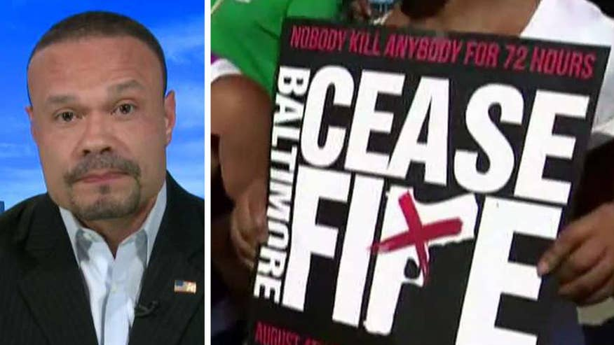 Dan Bongino points finger at liberals for collapse of inner cities