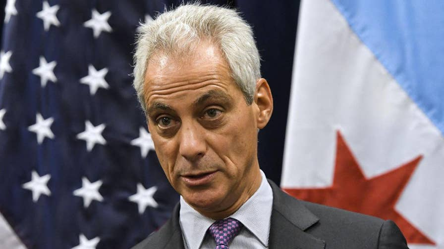 Mayor Rahm Emanuel is suing the DOJ over threats to halt federal funds, while San Francisco is reaffirming its status by paying an illegal immigrant $190,000; Claudia Cowan reports on 'Special Report'