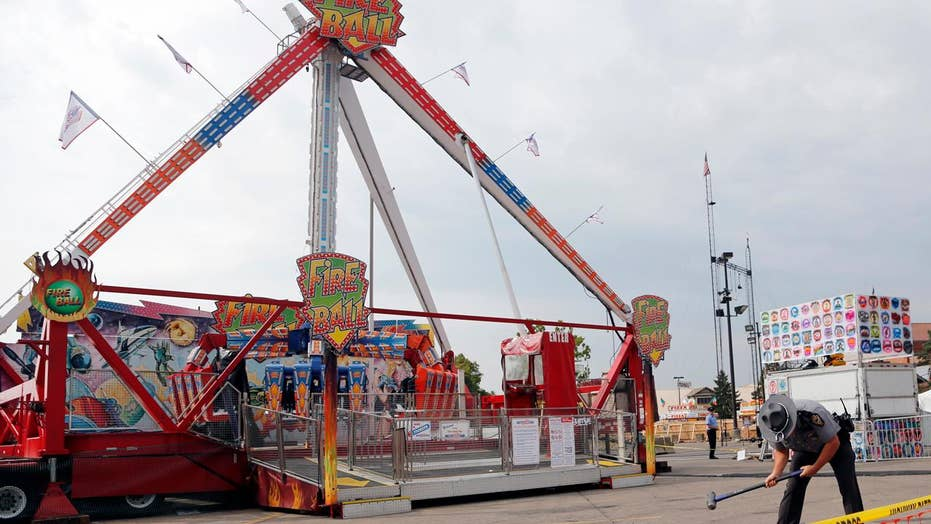 Corrosion responsible for deadly accident at Ohio State Fair
