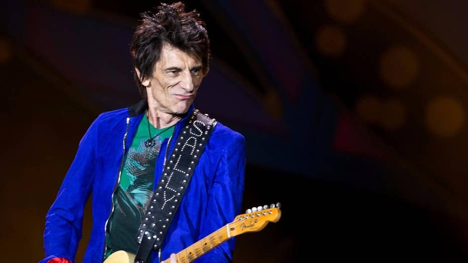 Ronnie Wood ready 'to say goodbye' after cancer diagnosis