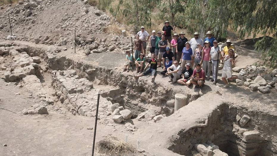 Lost Biblical city found?