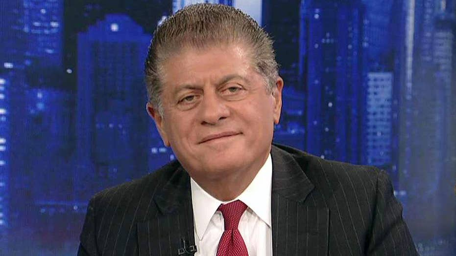Judge Napolitano talks crackdown on sanctuary cities, leaks