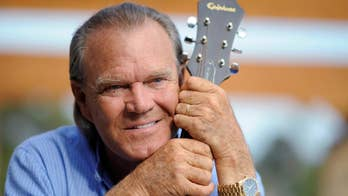 Glen Campbell's widow says 'it's heart-wrenching' to relive bittersweet memories of late country star