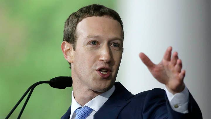 Why is Mark Zuckerberg getting political?