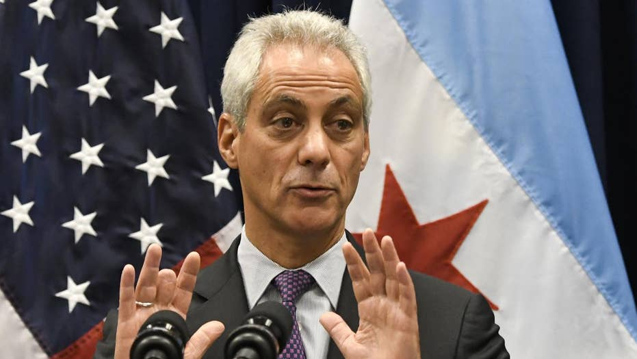 DOJ fires back at Rahm Emanuel's sanctuary city suit