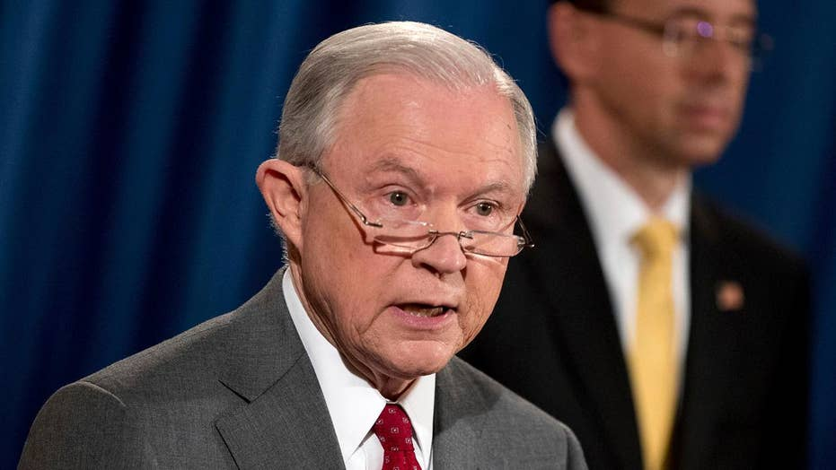 Sessions fires back after Chicago sues DOJ over grant money