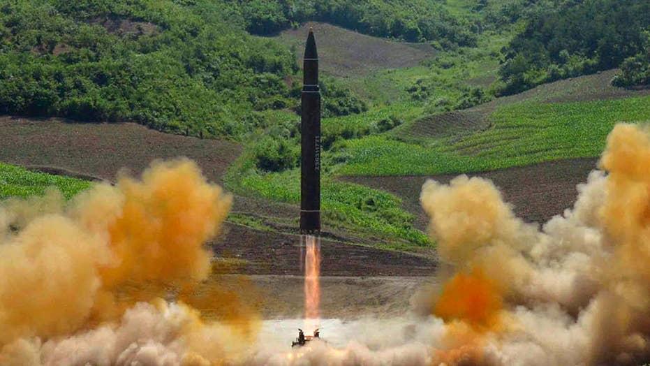Rhetoric heats up over North Korea sanctions