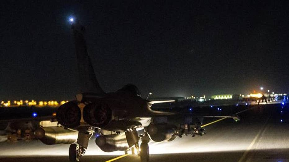 US marks 3 years since first bombing raid on ISIS