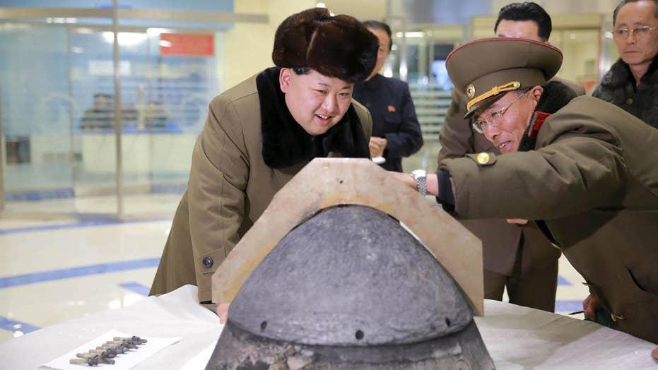 WaPo: NKorea has produced a nuclear warhead
