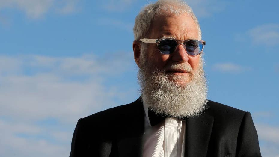 David Letterman returns to TV with Netflix series