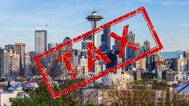 The Seattle City Council wants to tax the rich but the Freedom Foundation is suing claiming the hike is unconstitutional