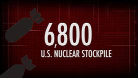 How large is America's nuclear weapons arsenal? Here's a breakdown from missiles to bombers