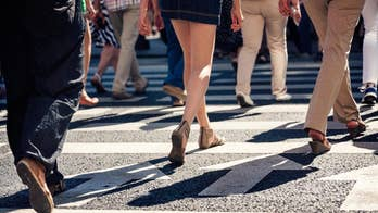 10,000 steps a day: Do you really need them?