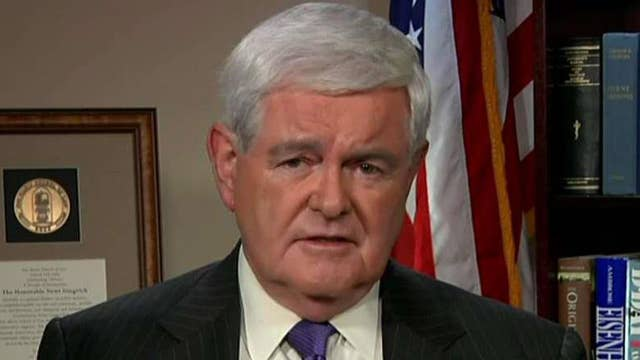 Gingrich: North Korea is a 'genuine threat' to the world
