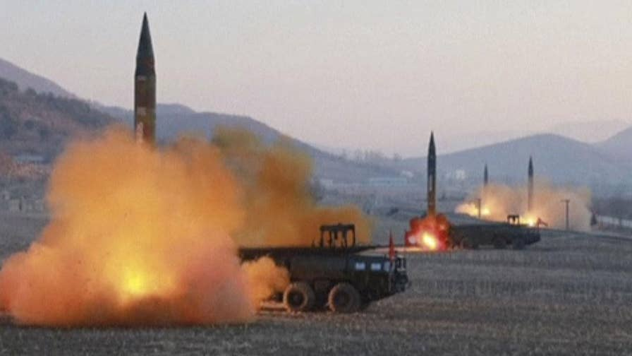 Report says US intelligence has concluded North Korea is making missile-ready nuclear warheads; reaction and analysis on 'The Five'