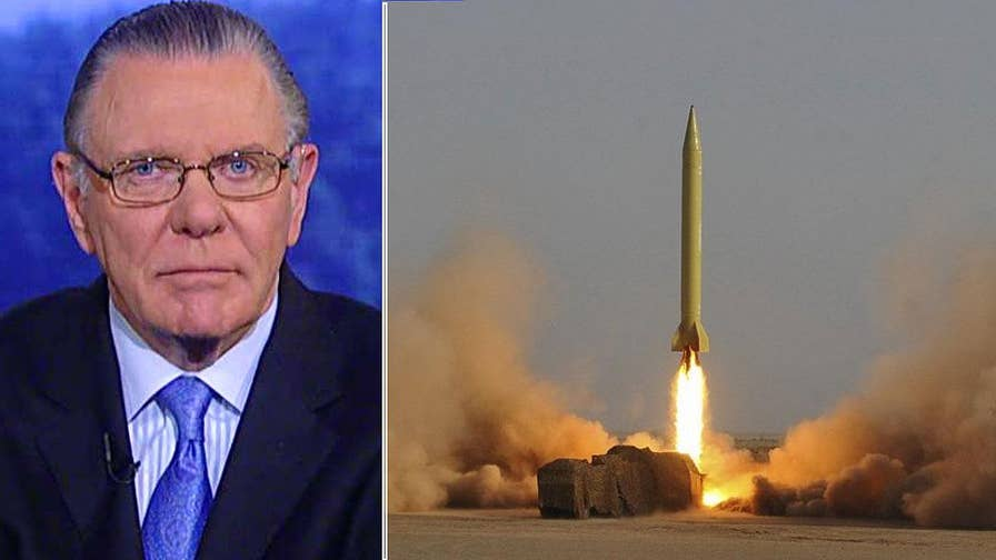 Fox News military analyst Gen. Jack Keane provides insight