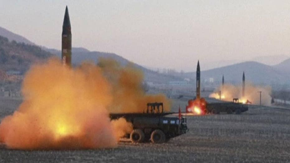 What are US options for dealing with NKorea nuclear menace?