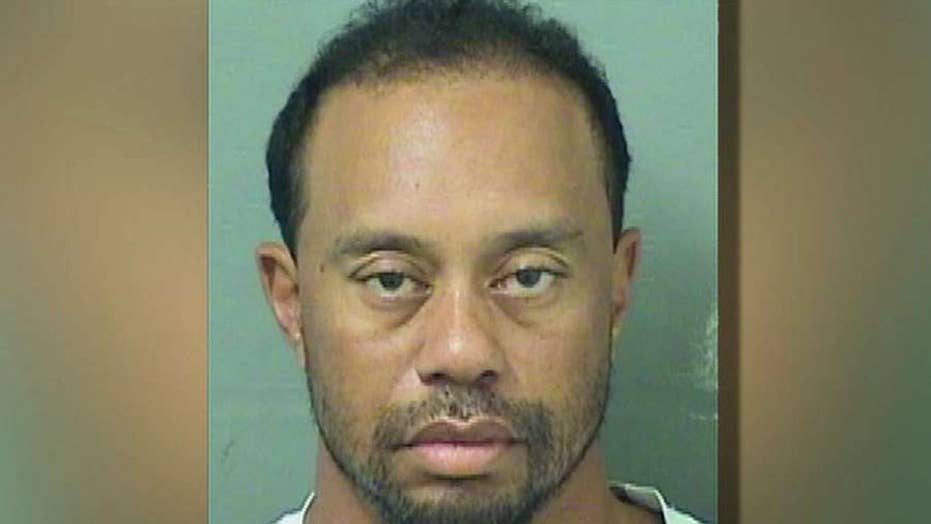 Tiger Woods to plead 'not guilty' on DUI charges