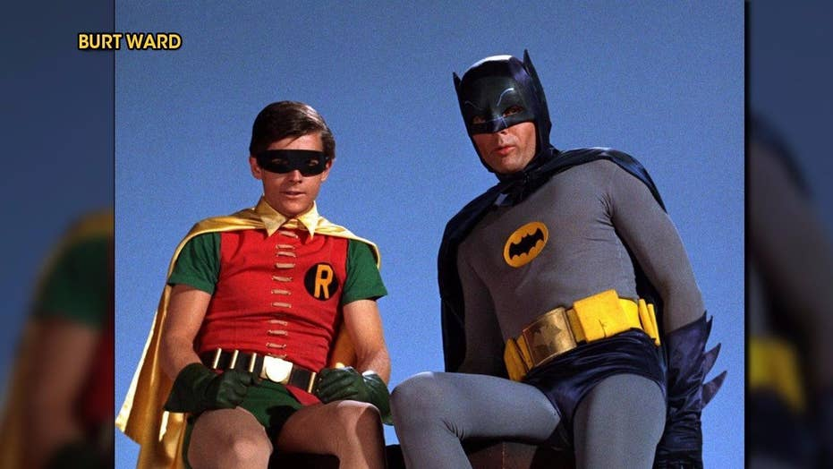 Batman Sidekick Burt Ward Recalls Groupie Encounters With Adam West