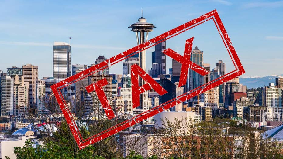Seattle tax hike: Think tank fights back with lawsuit