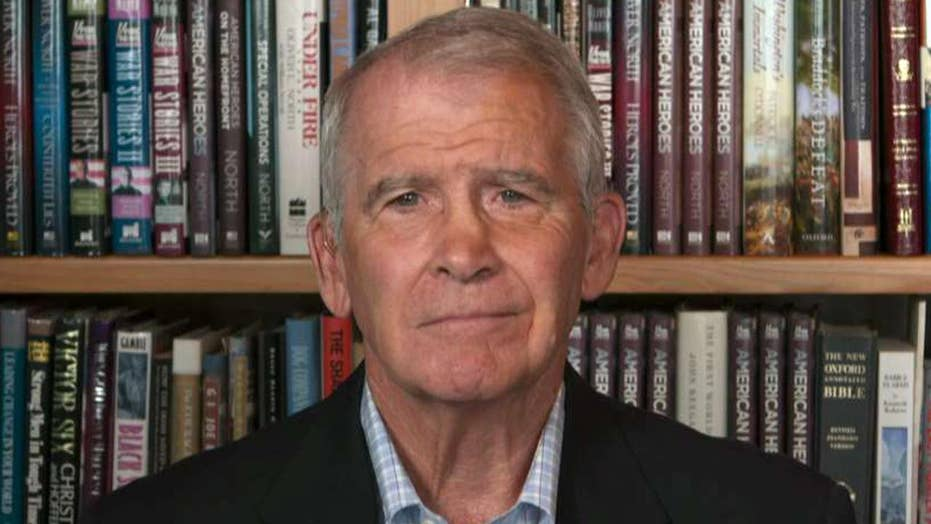 Oliver North: China the only leverage US has over NKorea