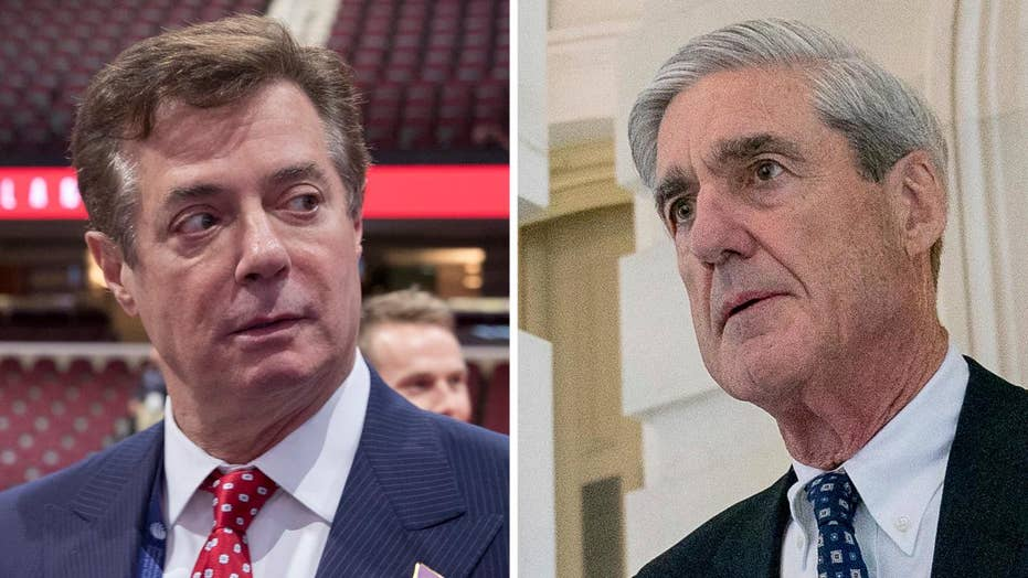 Mueller's probe heats up with FBI search of Manafort's home