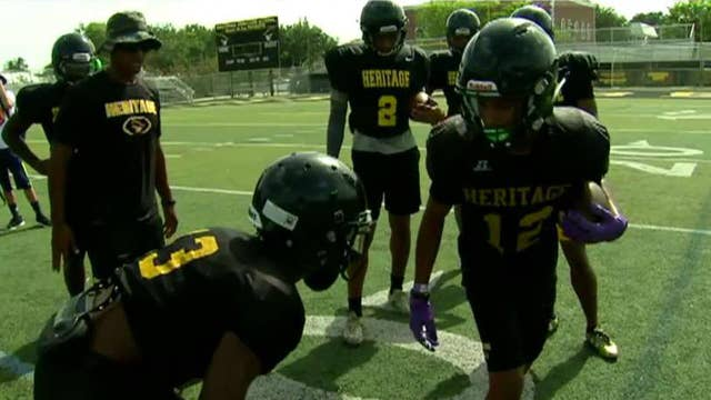Should parents be prosecuted for letting kids play football?