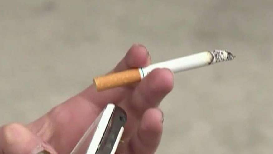 Doug McKelway reports on proposed changes to cigarettes