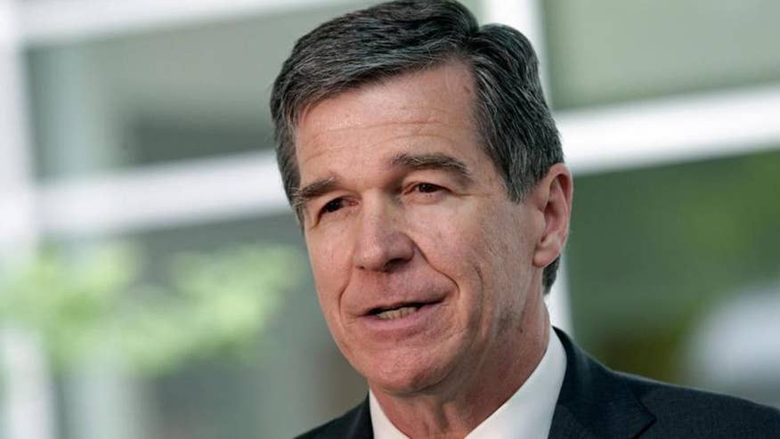 North Carolina Democratic governor Roy Cooper says the Republican-controlled legislature is trampling on his executive authority by introducing numerous bills aimed at diminishing his constitutional authority. The state senate's GOP leader disagrees