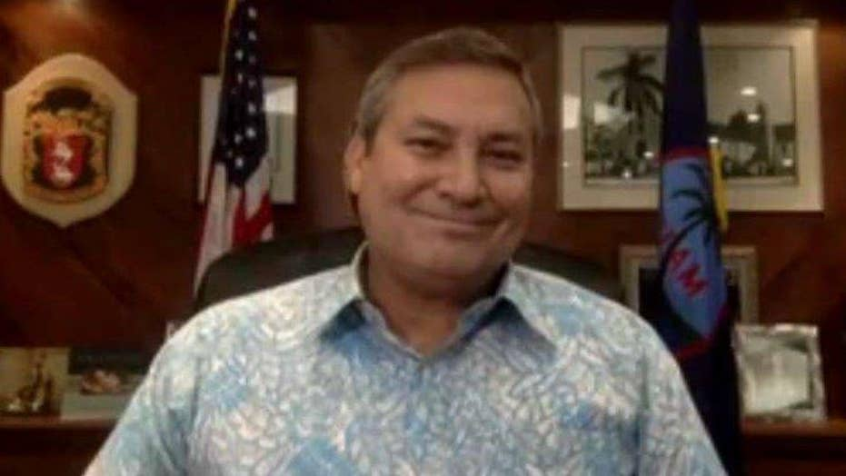 Guam Gov: There's concern, worry, no panic about N. Korea