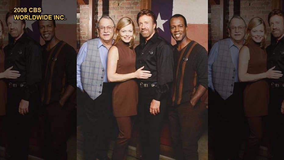Sheree J. Wilson dishes on working with Chuck Norris