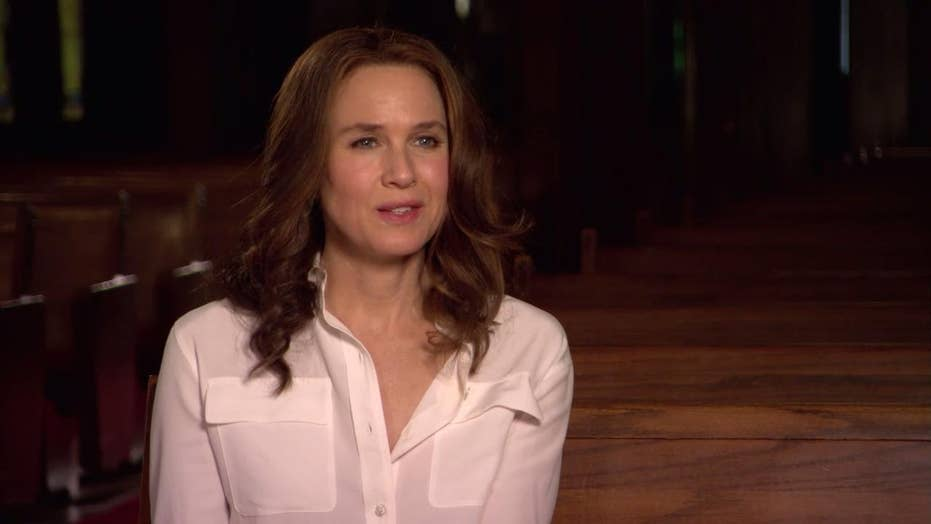 Renée Zellweger takes on 'Different' role