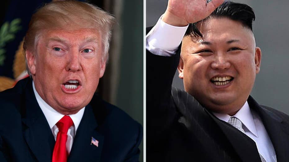 Non-military ways President Trump can punish North Korea