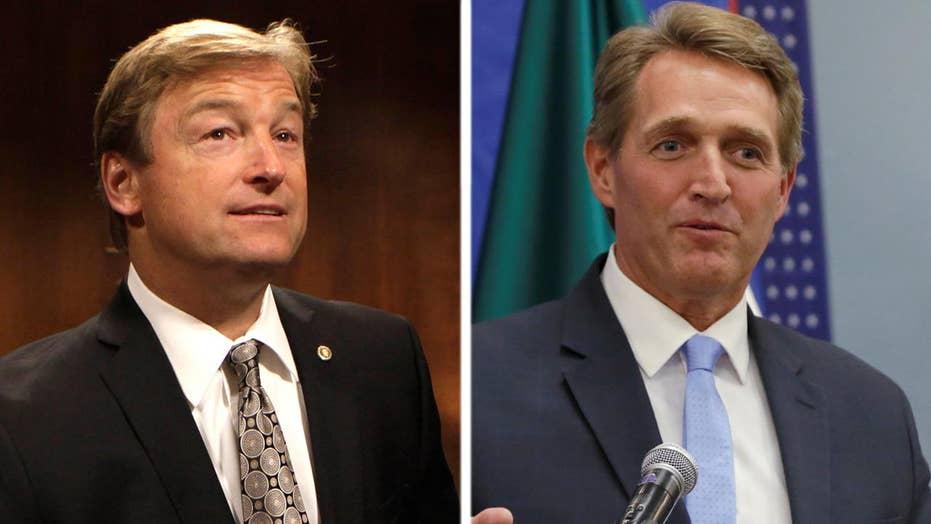 Trump vs Congress: GOP senators at odds with the President