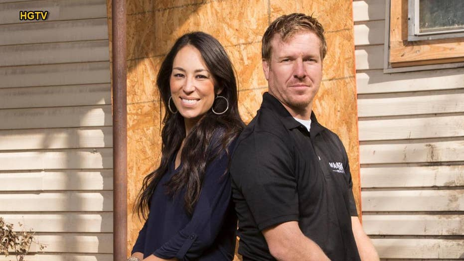 'Fixer Upper' couples flock to Airbnb to cash in