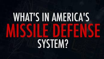 In case of an attack, what makes up America's missile defense system?